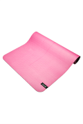 Casall Yoga Mat Position, 4 mm pink/black