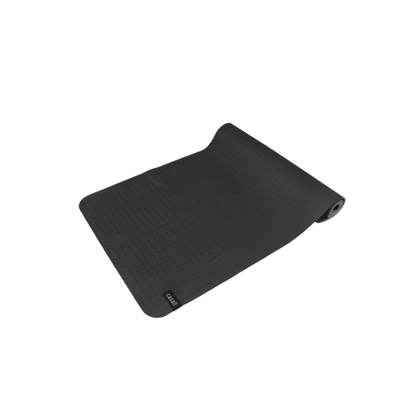 Image of   Casall Yoga Mat Position, 4 mm black/grey