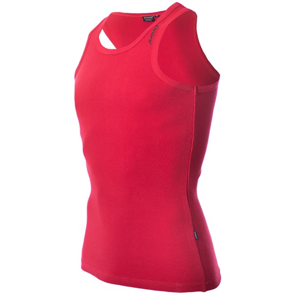 Image of   Dcore Bodydesigned Ribsinglet Red