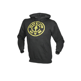 Golds Gym Distressed Plate Hoodie