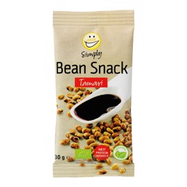 Easis Simply Bean Snack Tamari 15x30g