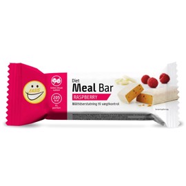 Easis Diet Meal Bar Raspberry 24x65g