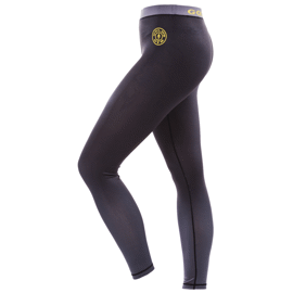 Gold's Gym Sublimated Tight Pants Grey