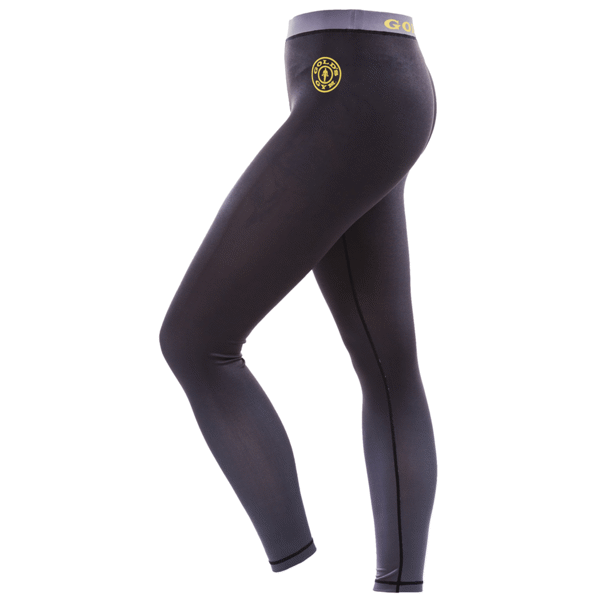Image of   Golds Gym Sublimated Tight Pants Grey