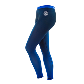 Gold's Gym Sublimated Tight Pants Navy