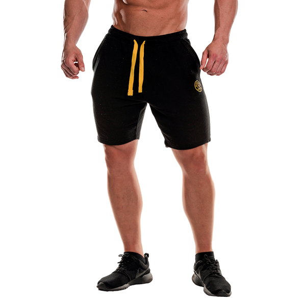 Gold's Gym Sweat Shorts Black thumbnail