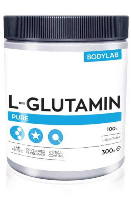 Billede af Bodylab L-Glutamin (300gram)