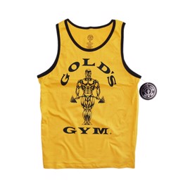 Muscle Joe Contrast Athlete Tank