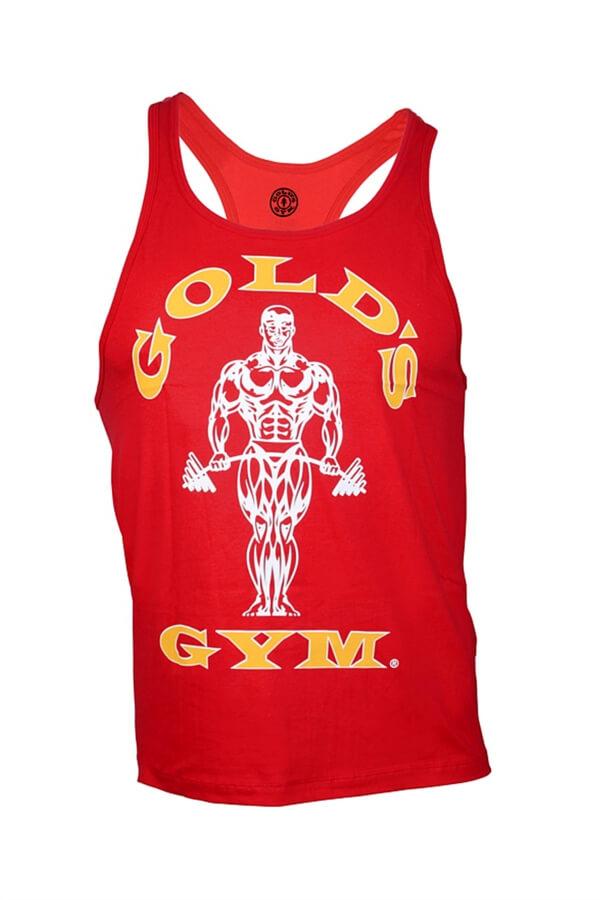 golds gym stringer tanktop kvalitetst j hos bodyman. Black Bedroom Furniture Sets. Home Design Ideas