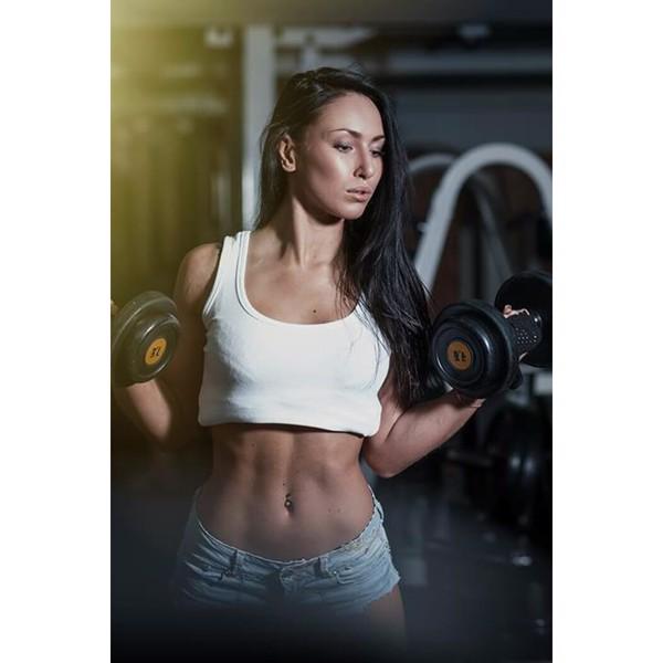 Billede af Styrketræning med håndvægte (sendes digitalt)