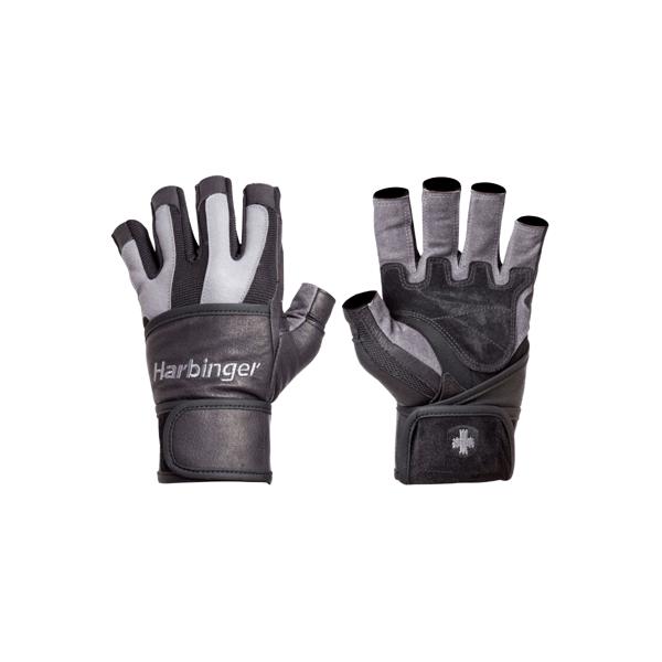 Billede af Harbinger BioFlex Wrist Wraps Gloves Grey
