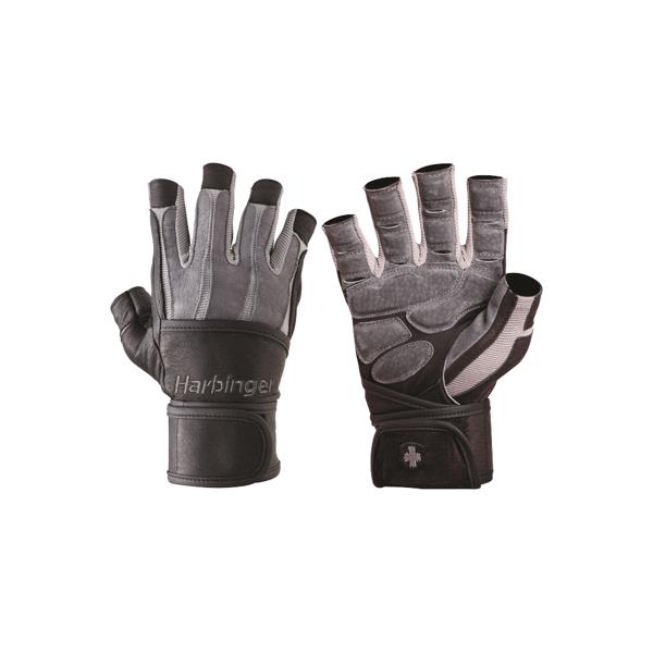 Billede af Harbinger Bioform Wrist Wraps Gloves Grey