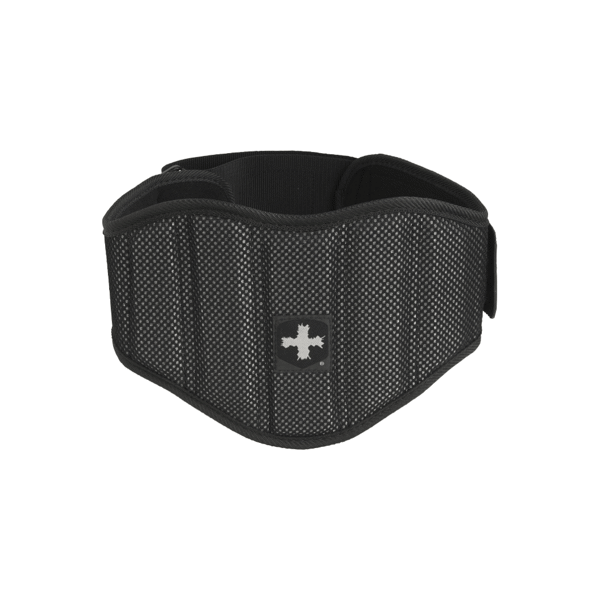 Image of Harbinger FormFit Contoured Belt Black