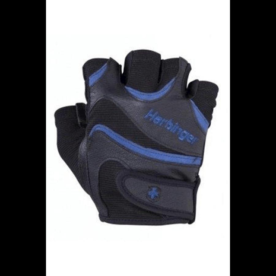 Image of   Harbinger HA FlexFit Glove Black/Blue