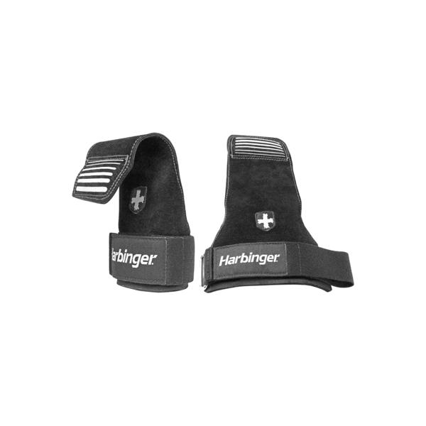 Image of   Harbinger Lifting Grips Black