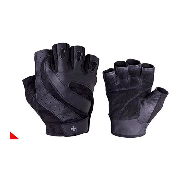 Image of Harbinger Pro Gloves Black