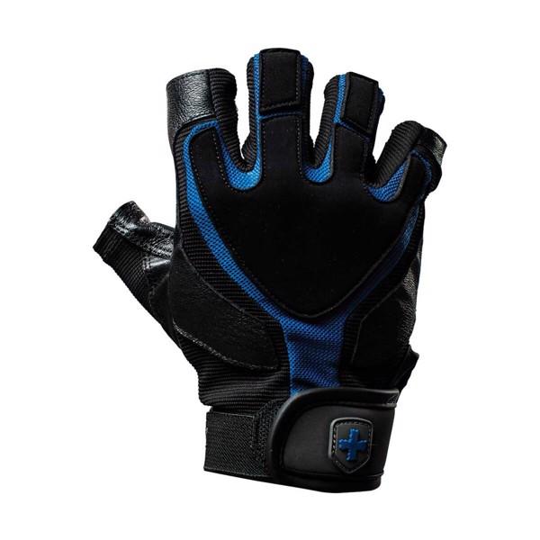 Billede af Harbinger Training Grip Gloves Black/Blue