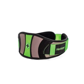 Harbinger Women's Contour Belt Green/Black