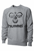 Hummel Classic Bee Sweat Top Gr�/Sort