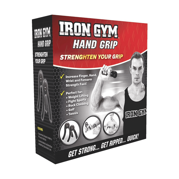 Image of   Iron Gym Hand Grip