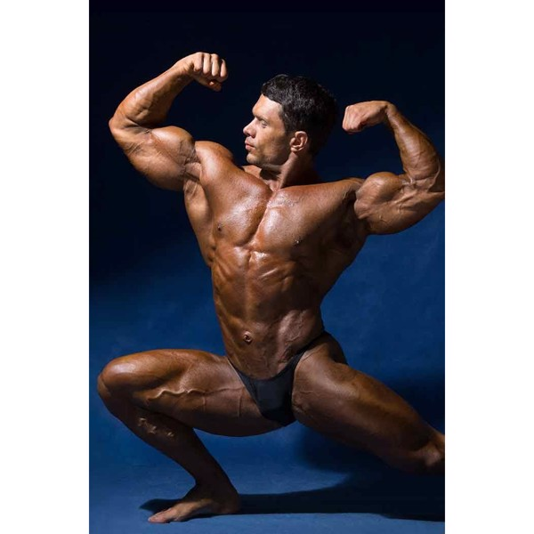 Image of Bag om Joe Weider - The Master Blaster (sendes digitalt)