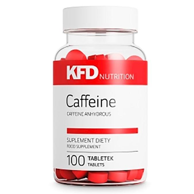 Image of KFD Nutrition Caffeine 100 Capsules