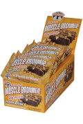 Lenny & Larry's Muscle Brownie Peanut Butter (12 x 80 g)