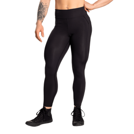 Better Bodies Legacy High Tights Black