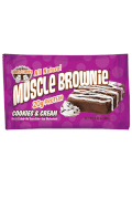 Lenny & Larry's Muscle Brownie Cookies & Cream (80 g) - 1 stk