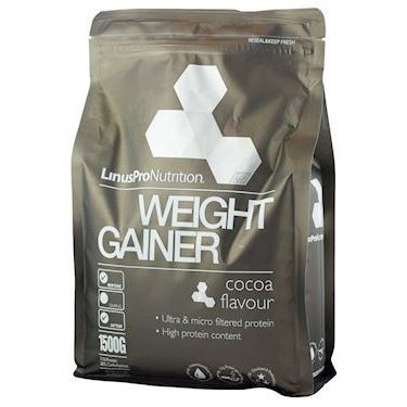 LinusPro Weight Gainer Cocoa 1500g