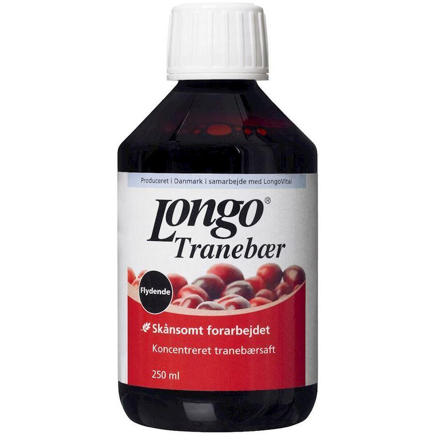 Longo Tranebær 250ml