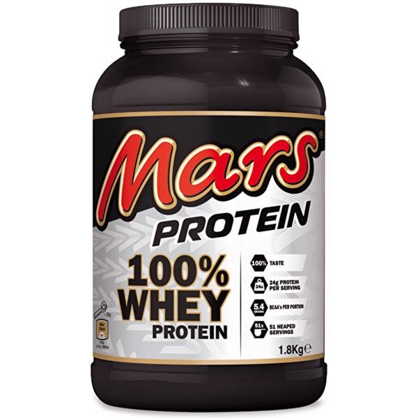Billede af Mars Proteinpulver 1,8kg