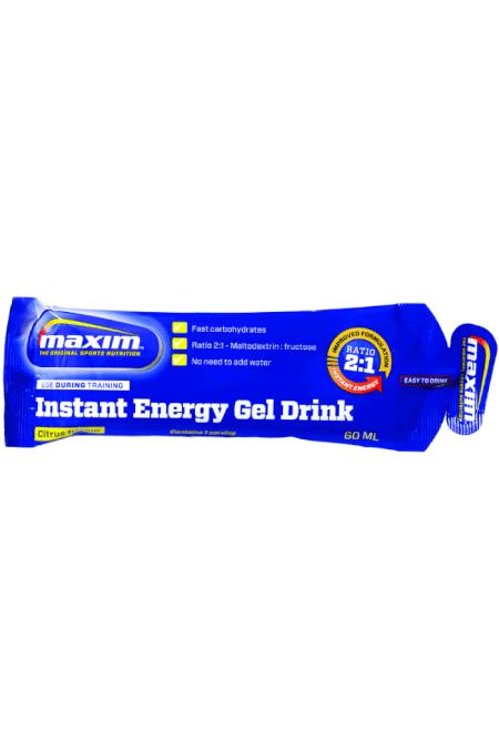 Billede af Maxim Energy Gel Drink Citrus 60ml