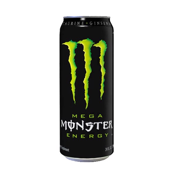 Image of Monster Energy 500ml - 24 Pack