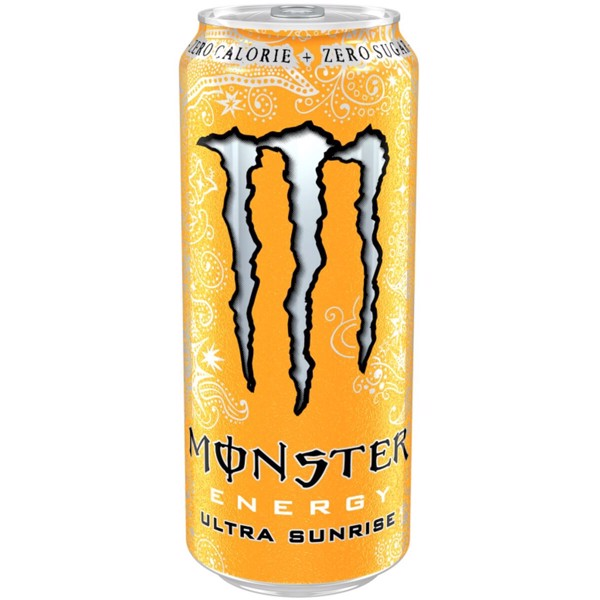 Monster Ultra Sunrise 24x500ml