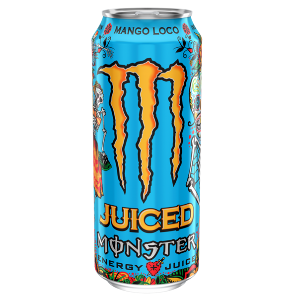 Image of Monster Mango Loco 24x500 ml
