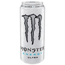 Monster Ultra White 24x500ml