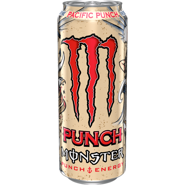 Monster Pacific Punch 24x500ml