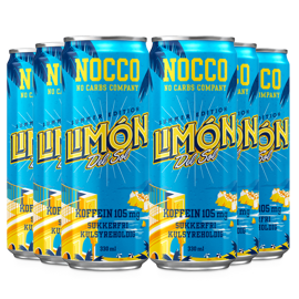 Nocco Limon Del Sol 6x330ml