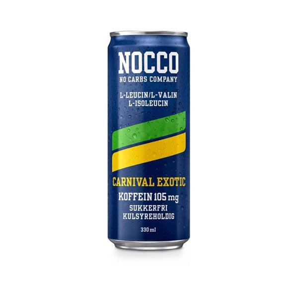 Køb STOP MADSPILD! Nocco BCAA Carnival (1x330ml)