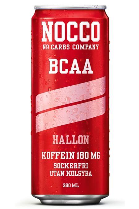 Billede af Nocco BCAA 330 ml - Hindbær - 24 stk