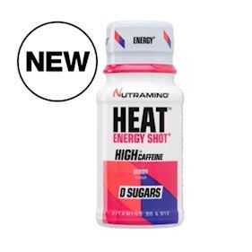 Nutramino Heat Energy Shot Berry