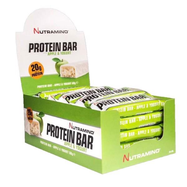 Image of Nutramino Soft Apple Yoghurt Bar (25 x 60 gram)