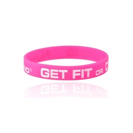 Nutramino Get Fit Wristband Pink