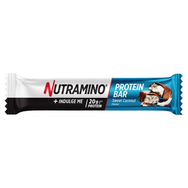 Image of Nutramino Proteinbar Coconut 16x66g