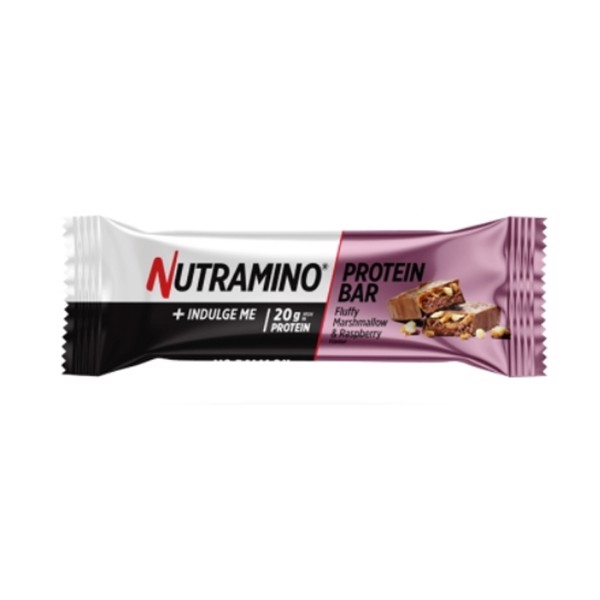 Image of Nutramino Proteinbar Fluffy Marshmallow (12x64g)