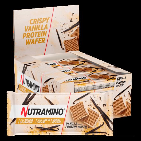 Nutramino Nutra-Go Wafer Vanilla 12x39g