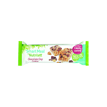 Nutrilett Chocolate Chip Cookie Bar 20x60g
