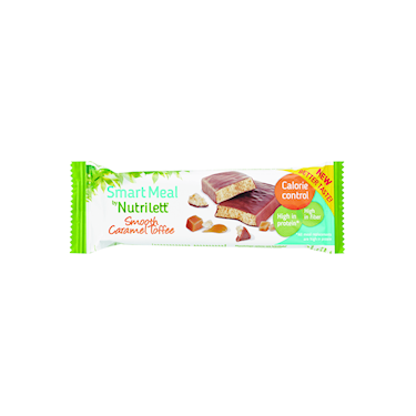 Nutrilett Smooth Caramel Toffee 15x60g