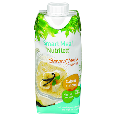 Nutrilett Smoothie Banan/Vanille Smoothie 12x330ml